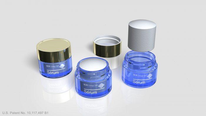 15 ml. Serum Jar